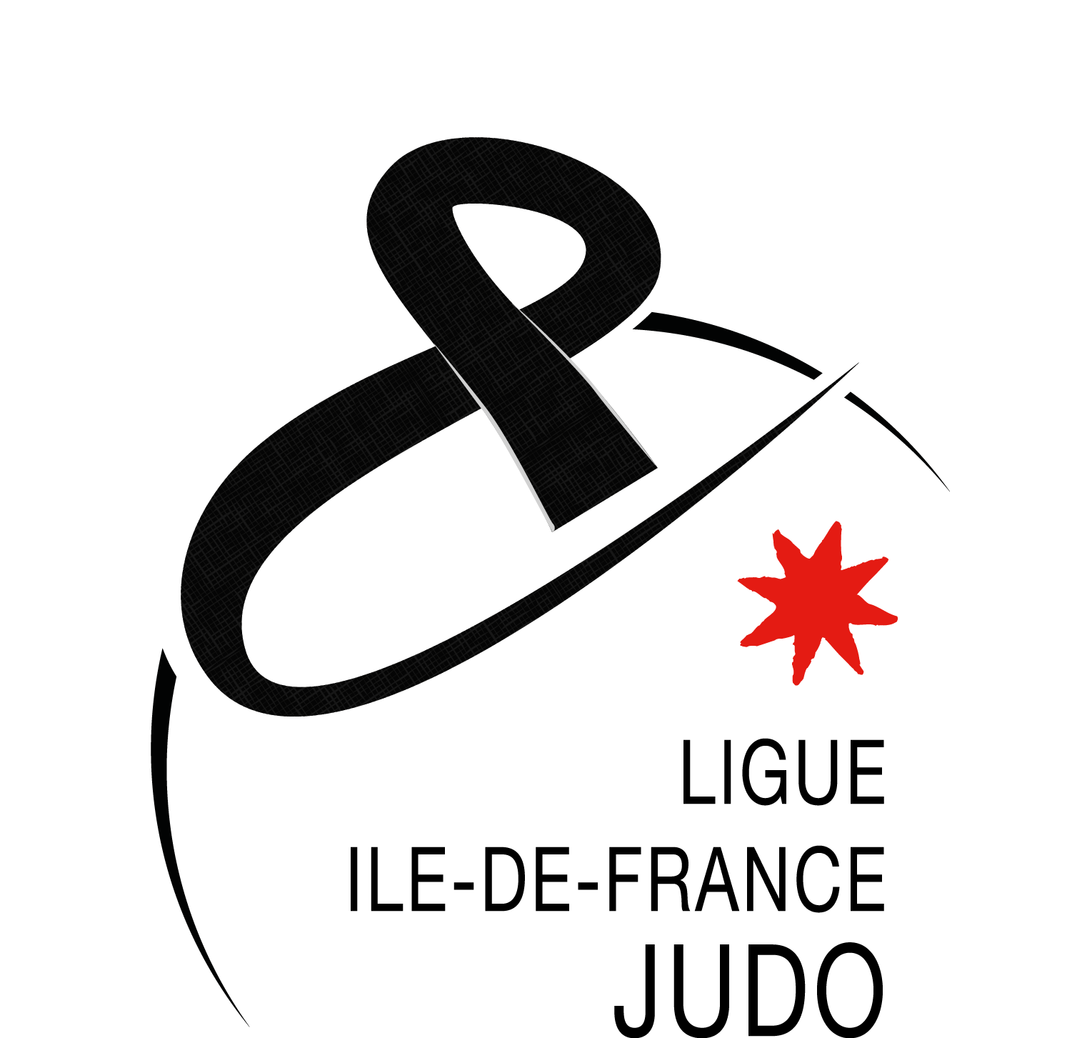 Logo Ligue IdF Judo