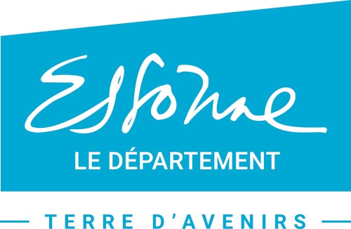 Logo Essonne (bleu)