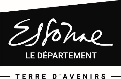Logo Essonne (noir)